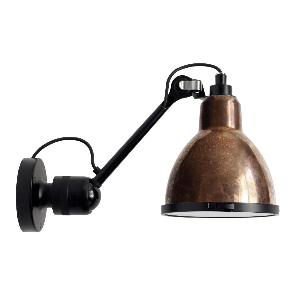 304 XL Outdoor Seaside Væglampe Kobber/Hvid - Lampe Gras thumbnail