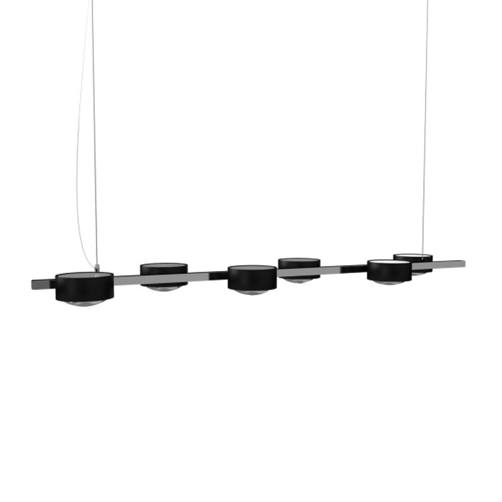 Puk Maxx Sixtet LED Pendel Sort – Top Light