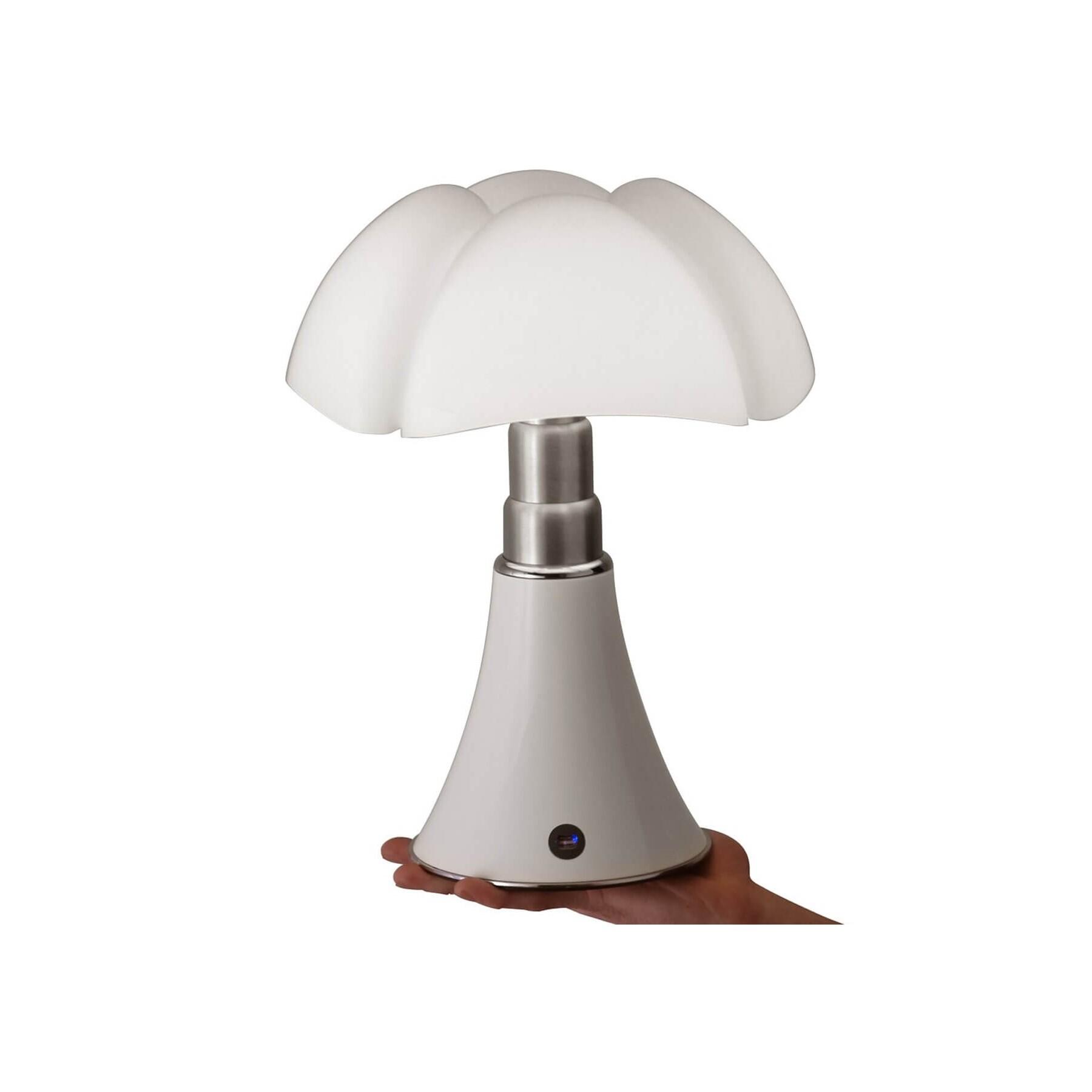 Image of MiniPipistrello Cordless Bordlampe Hvid - Martinelli Luce (12697922)