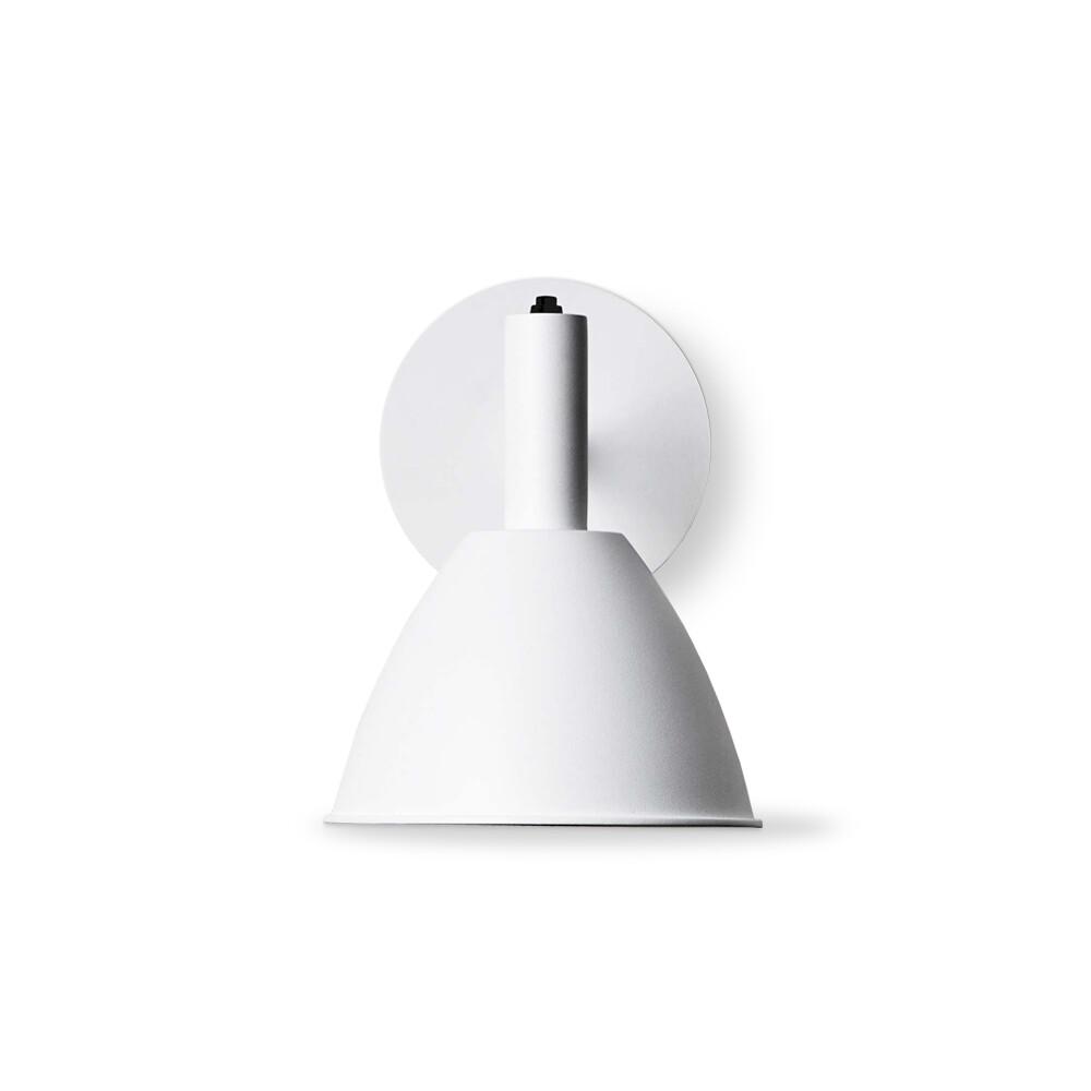 Billede af Bauhaus 90W Væglampe Hvid - lumini