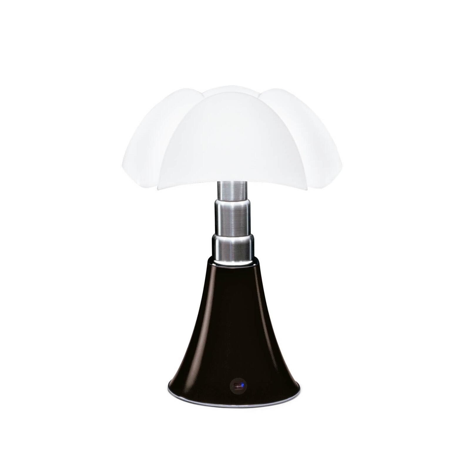 Image of MiniPipistrello Cordless Bordlampe Mørk Brun - Martinelli Luce (12697923)