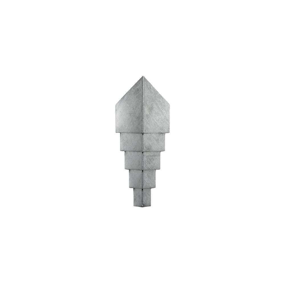 Diamond 42 Udendørs Væglampe Zink - Askman Design