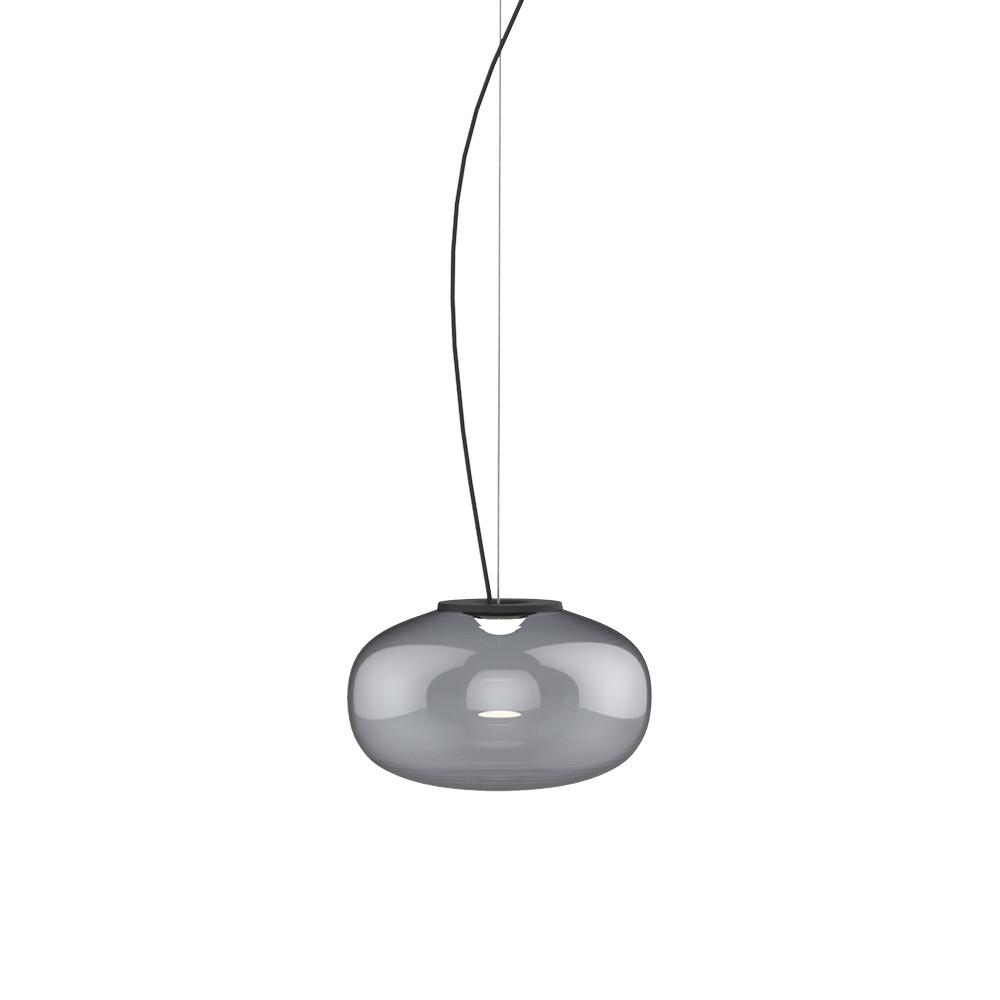 Karl-Johan Pendel Ø230 Smoked Glass - New Works thumbnail