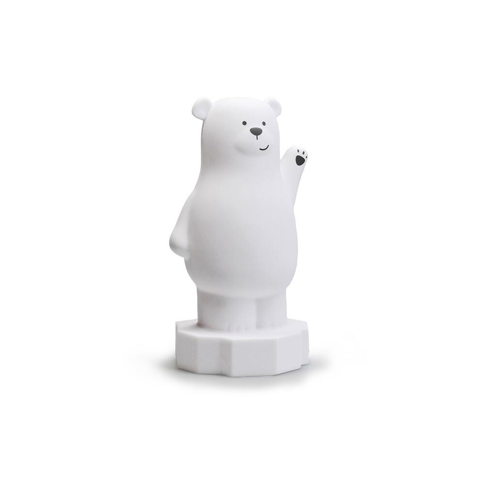Image of Bear Lou Medium LED White - Atelier Pierre Junior (7777000084110)