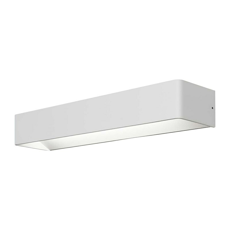 Mood 3 LED 3000K Væglampe Hvid – LIGHT-POINT