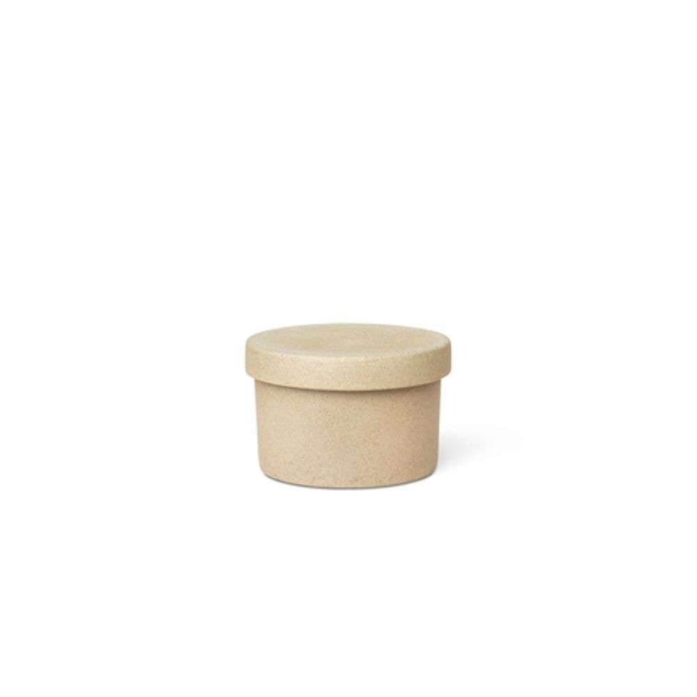 Image of Bon Small Container Black - Ferm Living (16161563)