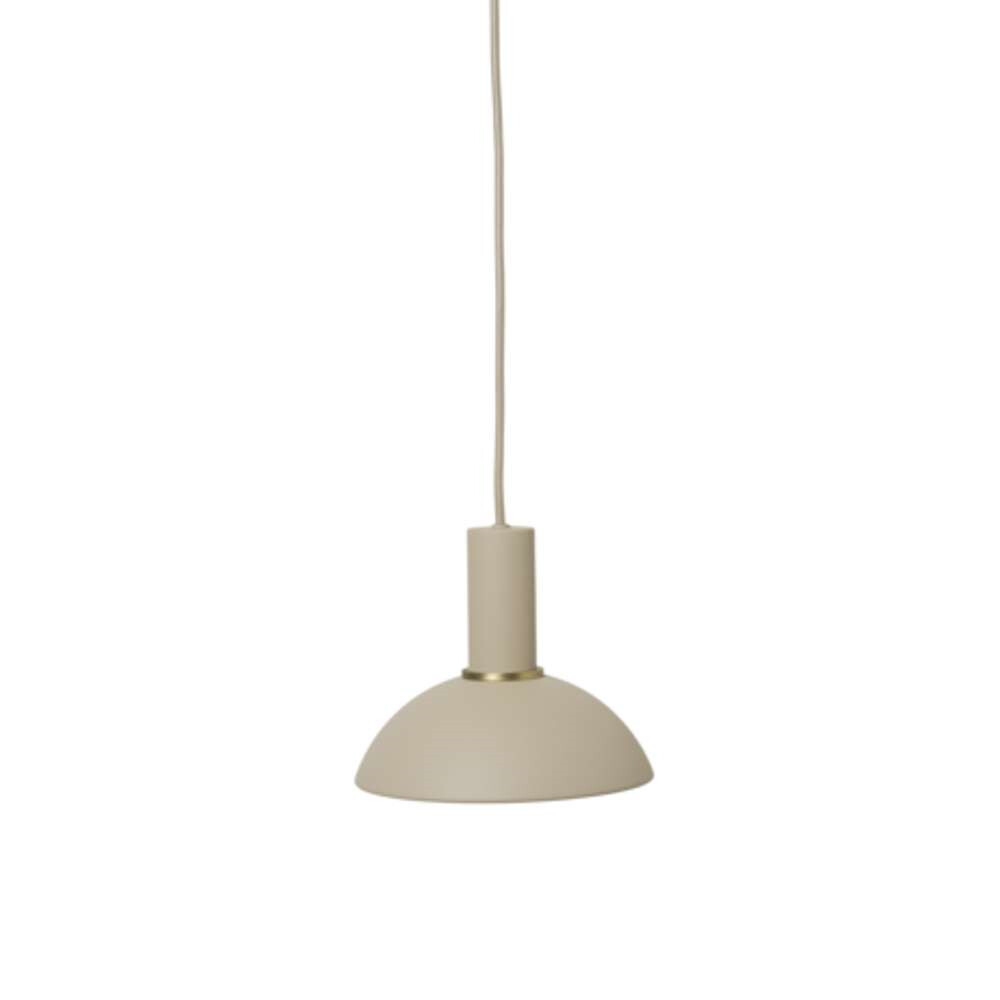 Image of Collect Pendel Hoop Low Cashmere - Ferm Living (15998595)