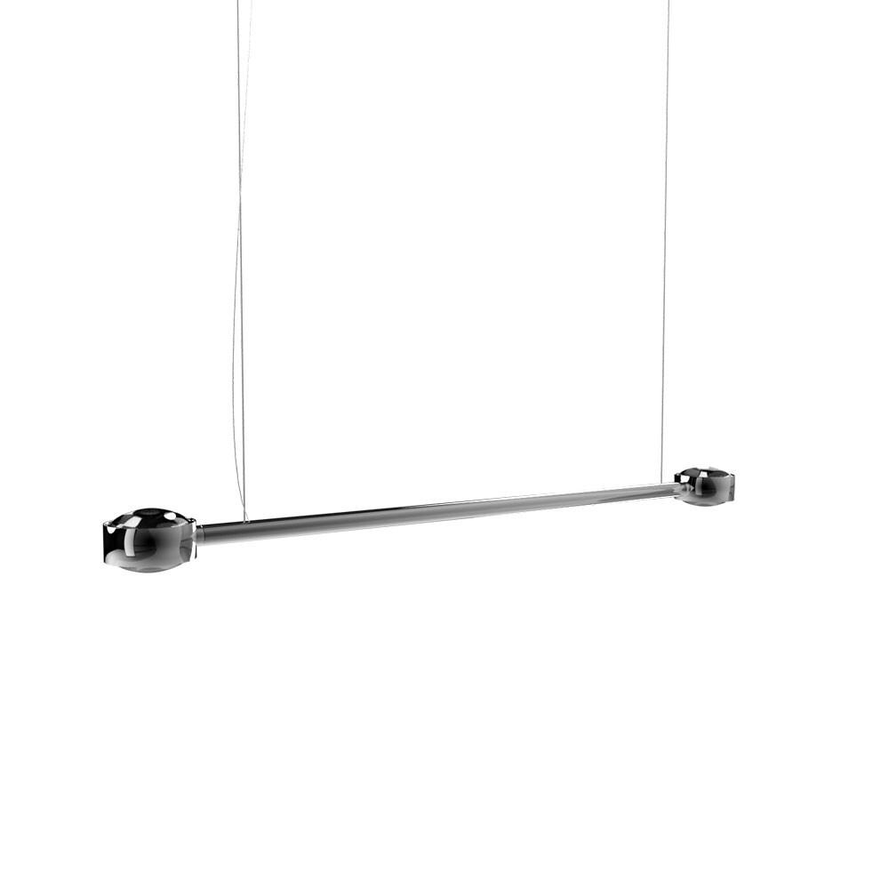 Puk Maxx Bone LED Pendel Krom – Top Light