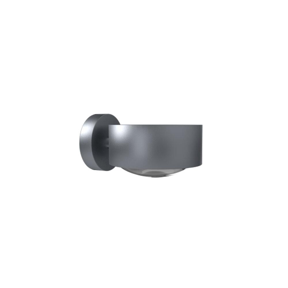 Puk Maxx LED Væglampe Lens + Glas Mat Krom – Top Light