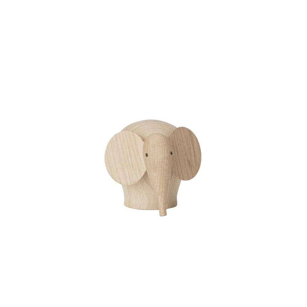 Nunu Elephant Mini Oak - Woud thumbnail