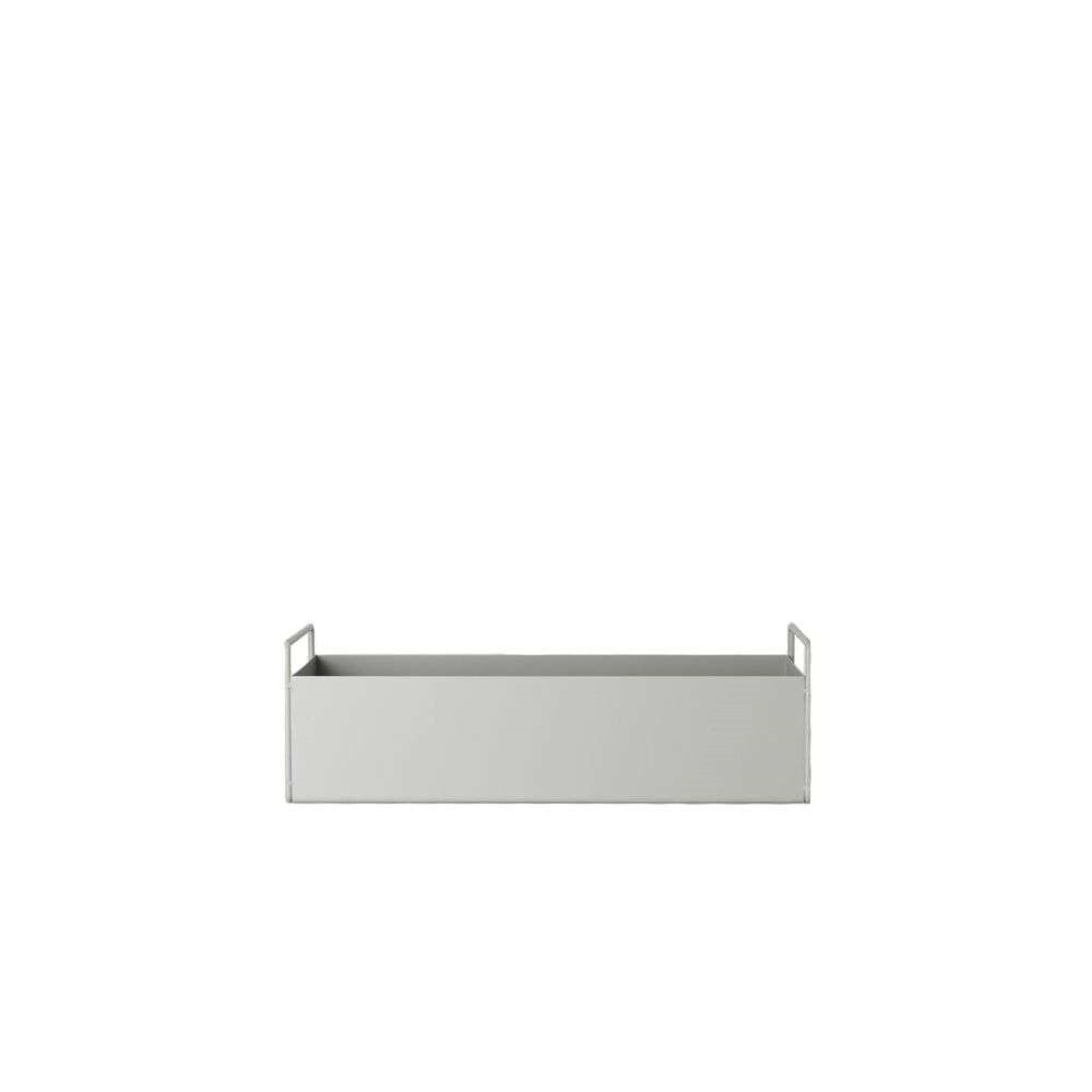 Image of Plant Box Light Grey Small - Ferm Living (16085624)
