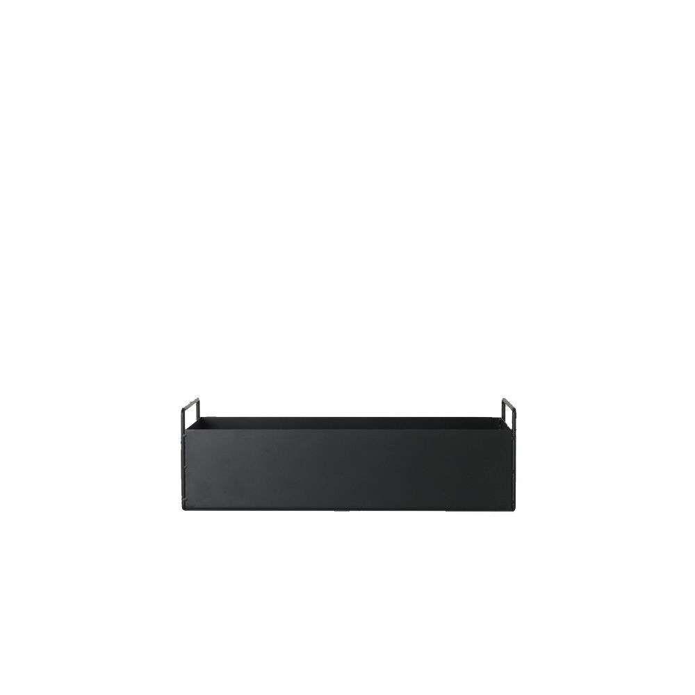 Image of Plant Box Black Small - Ferm Living (16085638)