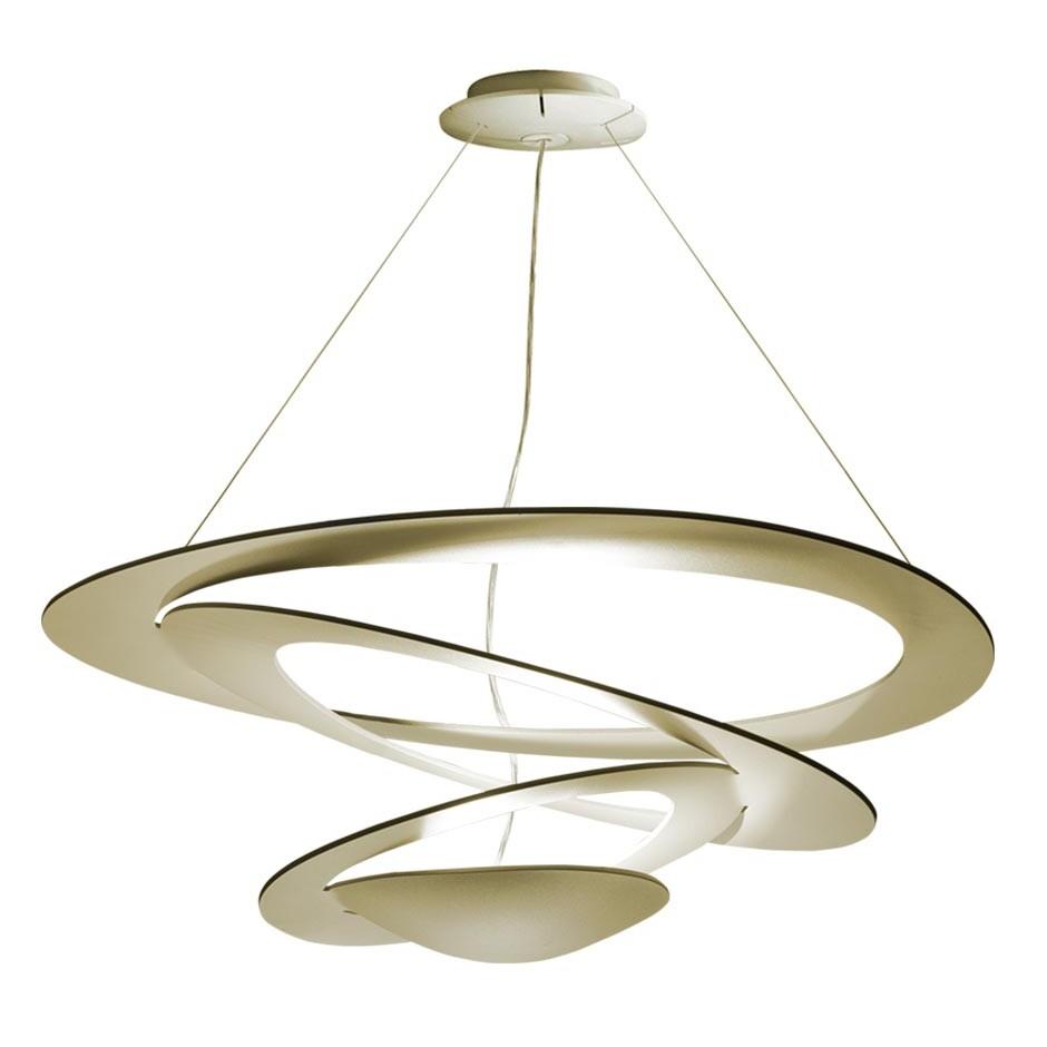 Pirce LED Pendel Guld – Artemide