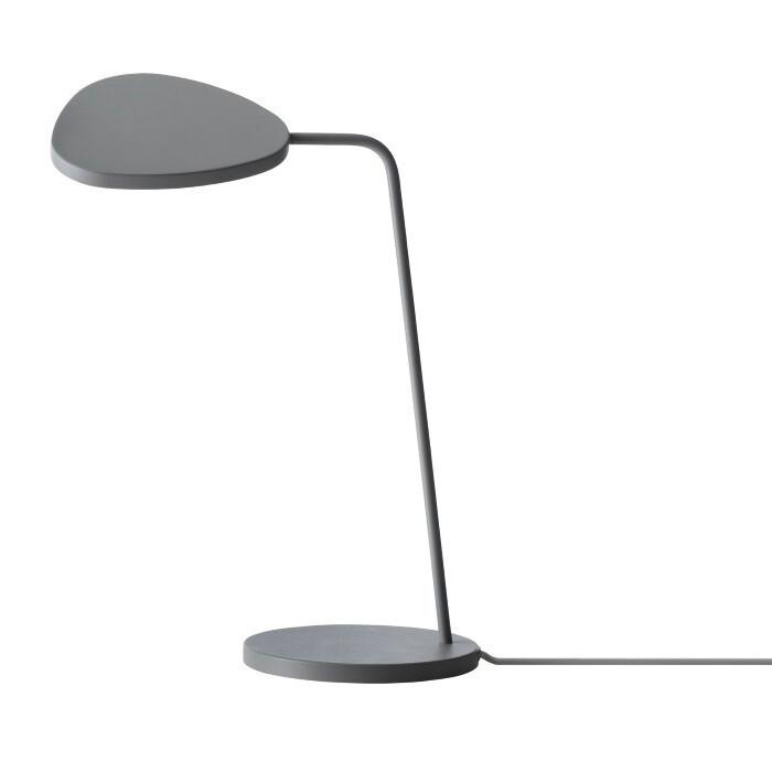 Billede af Leaf Bordlampe Grey - Muuto