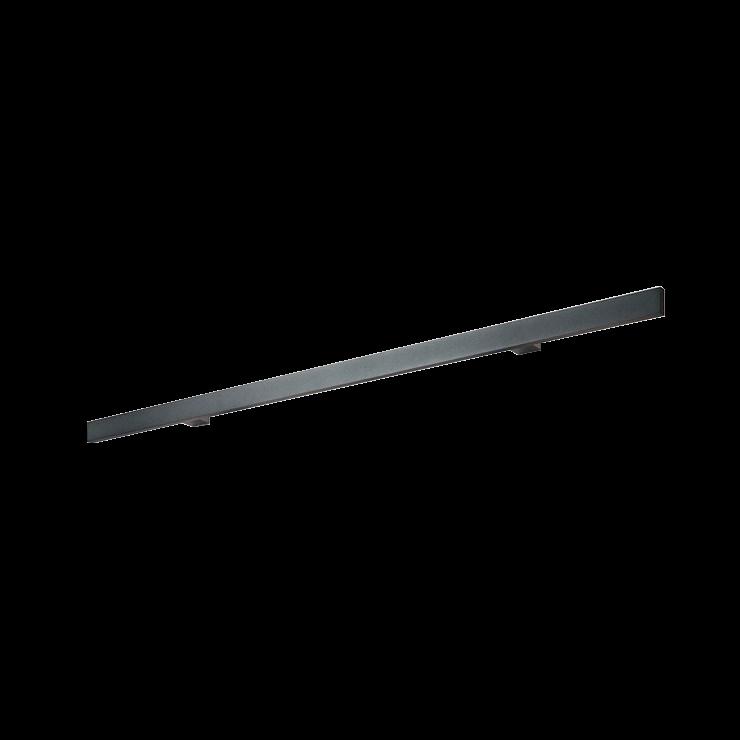 Stick 180 LED 3000K Væglampe Sort – LIGHT-POINT