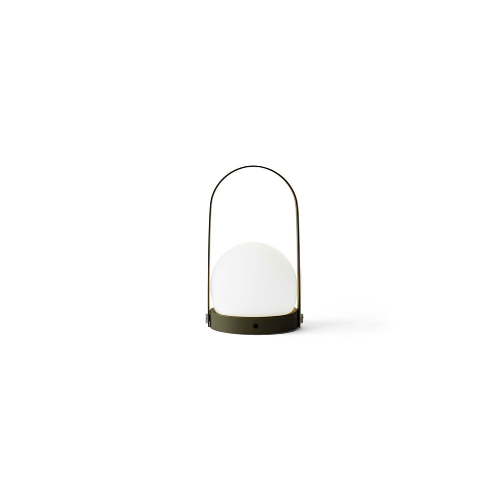 Carrie LED Bordlampe Olive – Menu