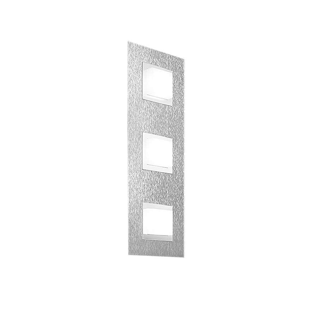 Basic 73 LED Væg-/Loftlampe Aluminium – Grossmann