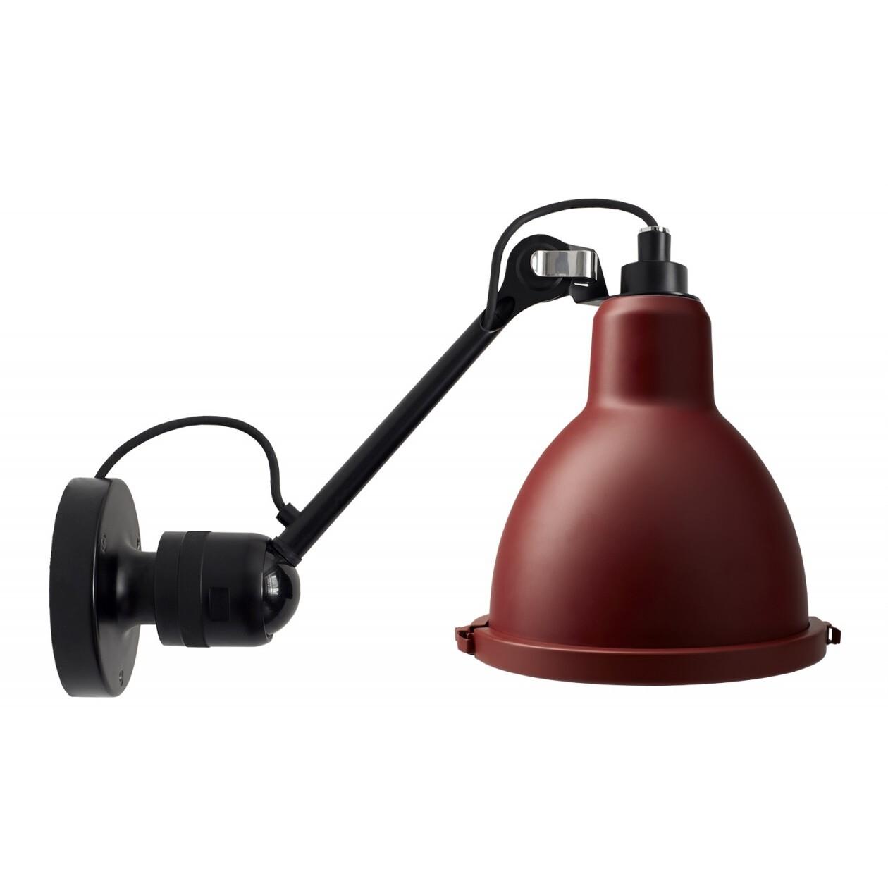 304 XL Outdoor Seaside Væglampe Rød - Lampe Gras thumbnail