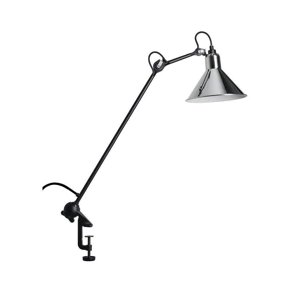 Image of 201 Bordlampe Sort/Krom - Lampe Gras (6887952)