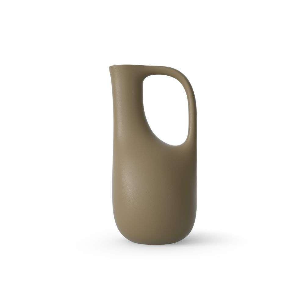 Image of Liba Watering Can Olive - Ferm Living (16424856)