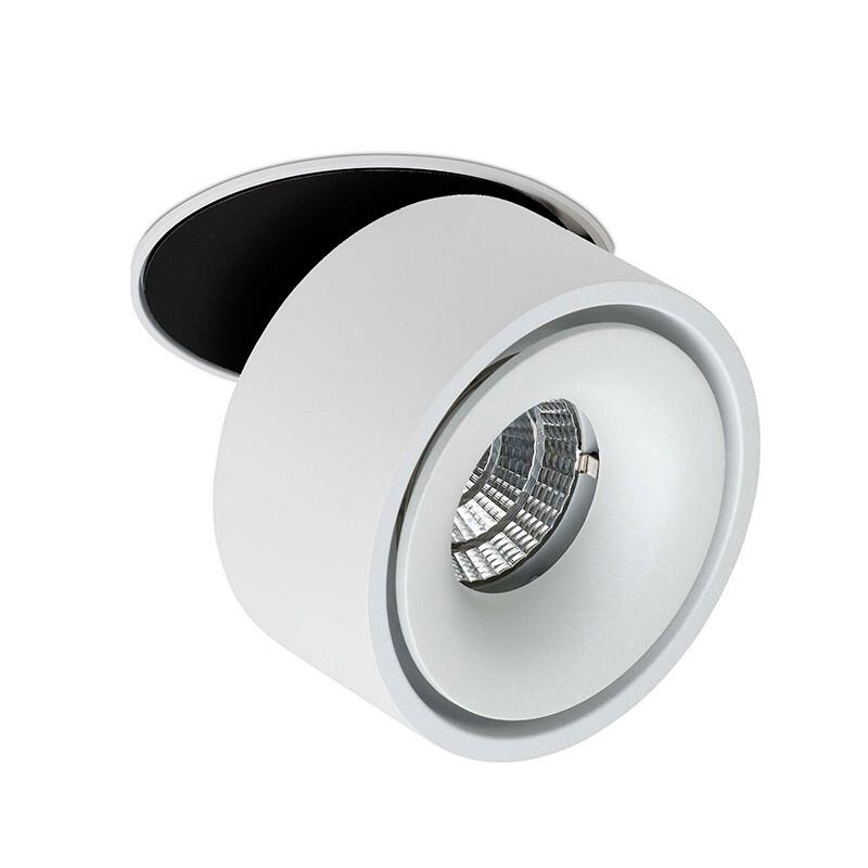Easy B100 LED Indbygningsspot 10W Hvid – ANTIDARK