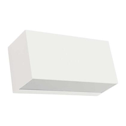 Asker LED Udendørs Væglampe Hvid - Norlys