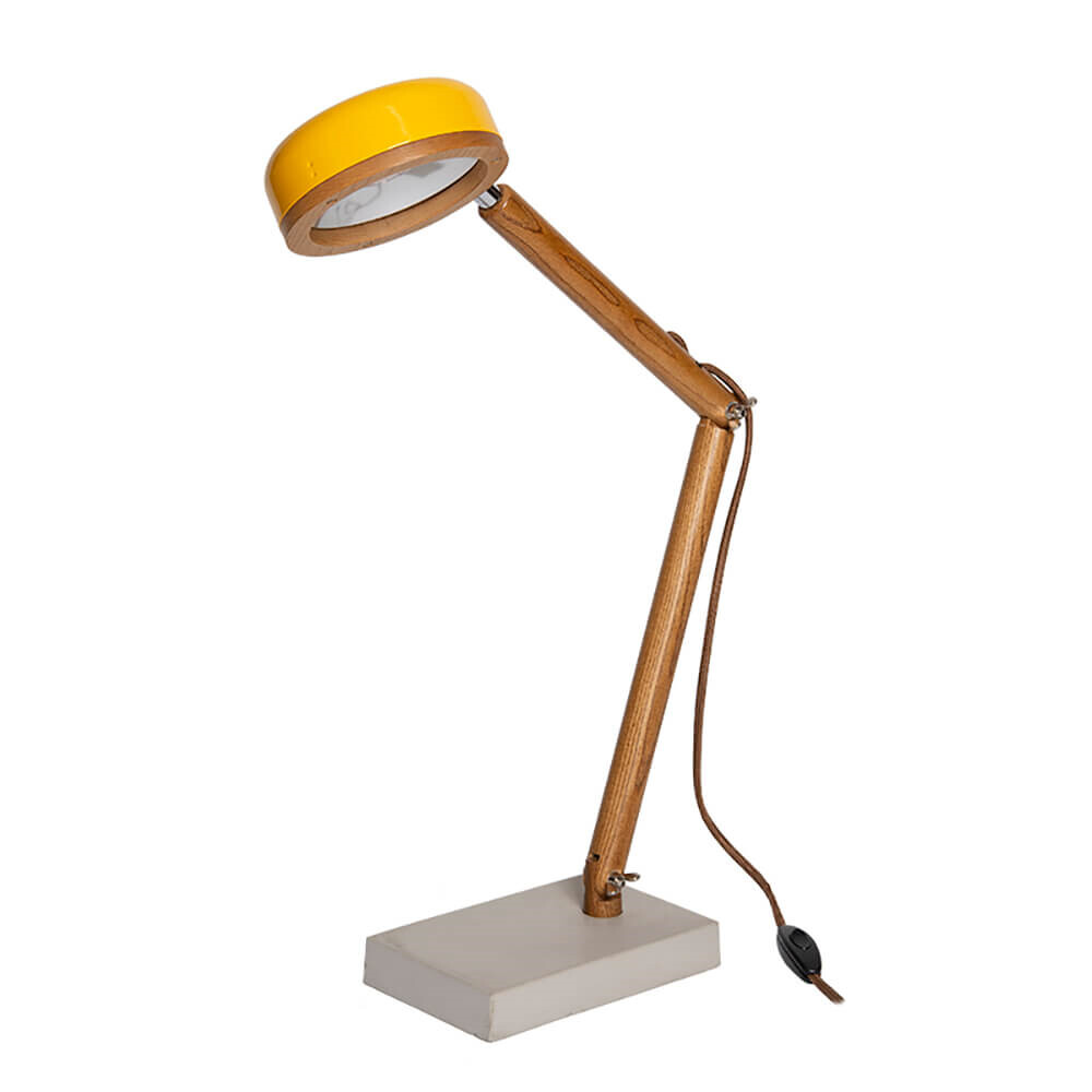 HIPP LED Bordlampe Copenhagen Yellow – Piffany Copenhagen