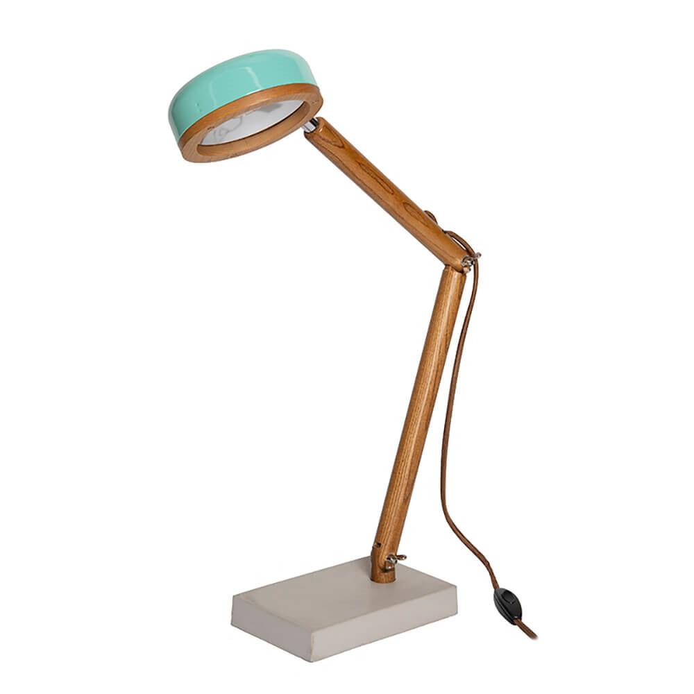 HIPP LED Bordlampe Tiffany Green – Piffany Copenhagen