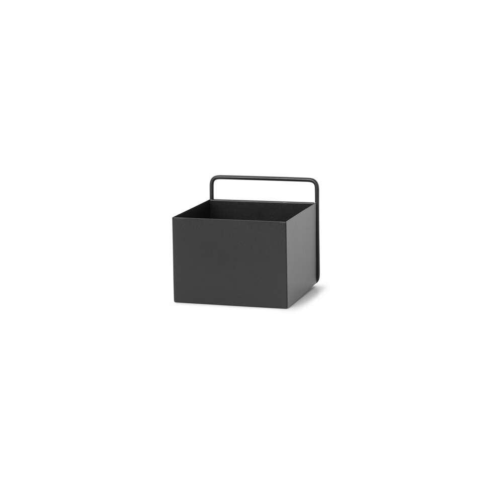 Wall Box Black Square - Ferm Living thumbnail