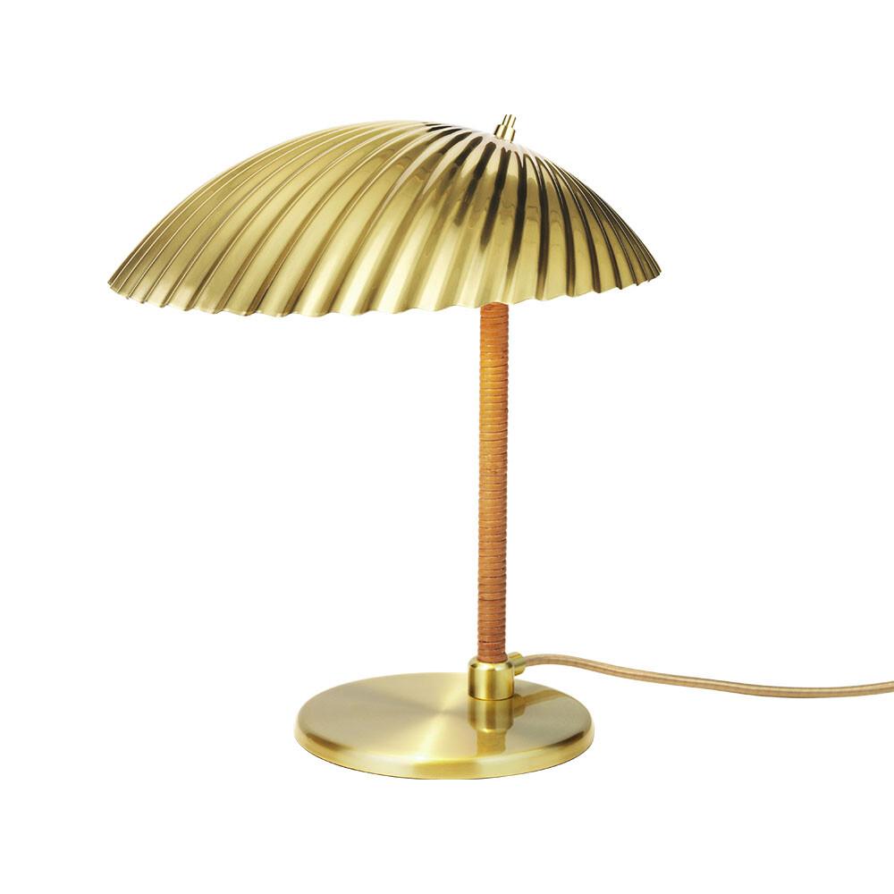 Billede af 5321 Bordlampe Messing/Messing - GUBI