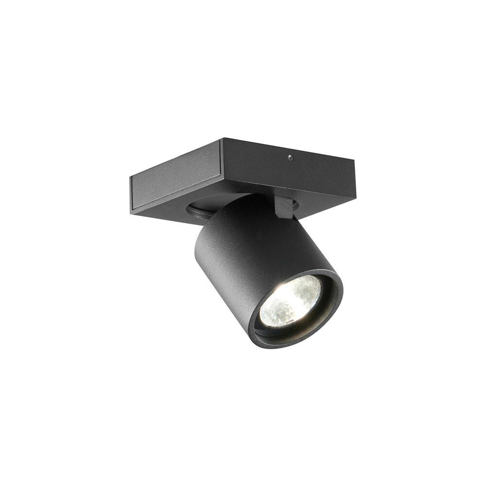 Focus Mini 1 LED 3000K Loftlampe Sort – LIGHT-POINT