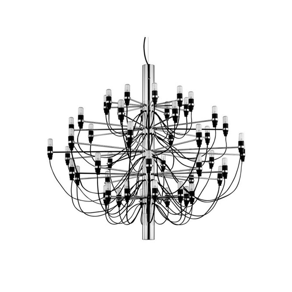 2097/50 LED Pendel Krom – Flos