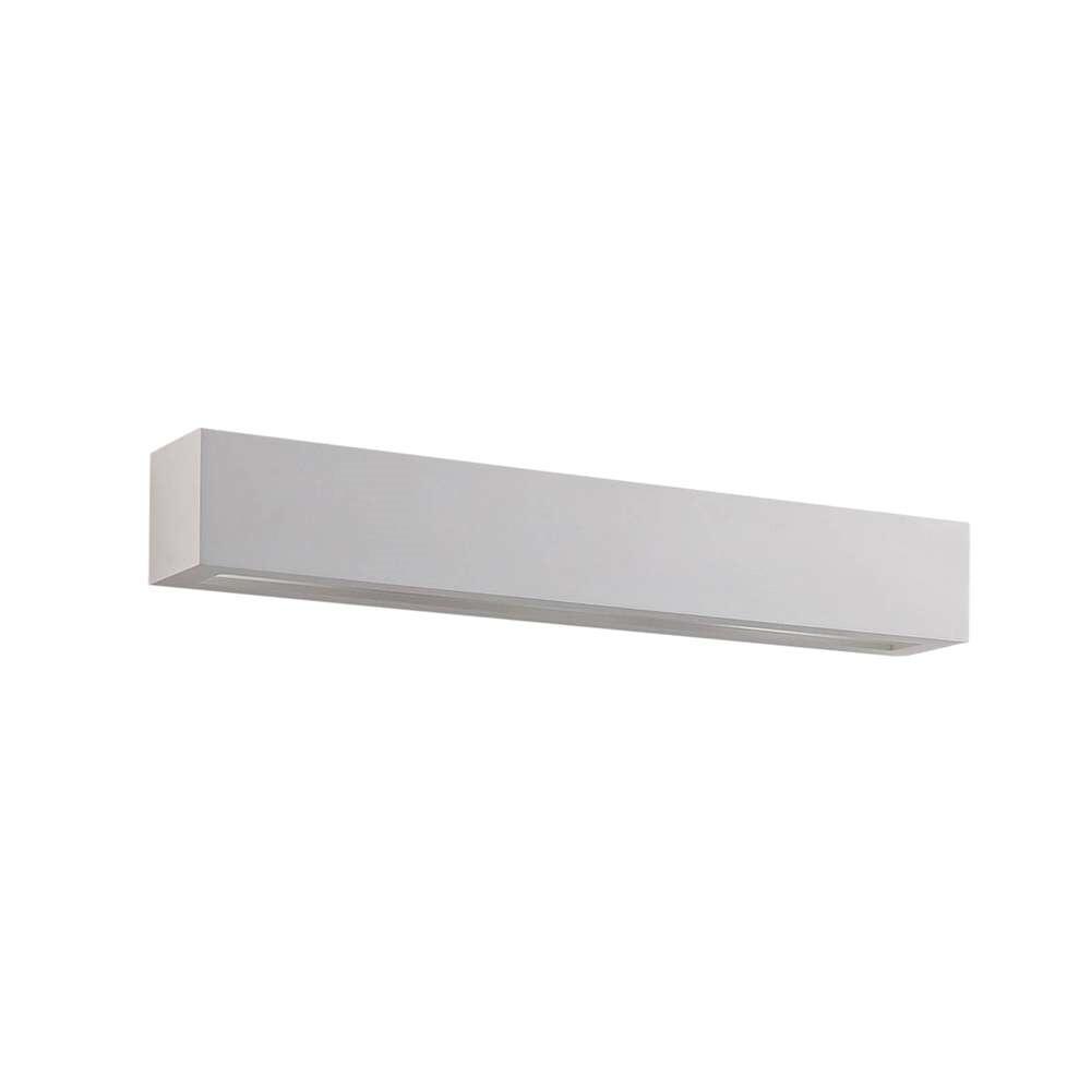 Tjada Long LED Væglampe Cast White – Lindby