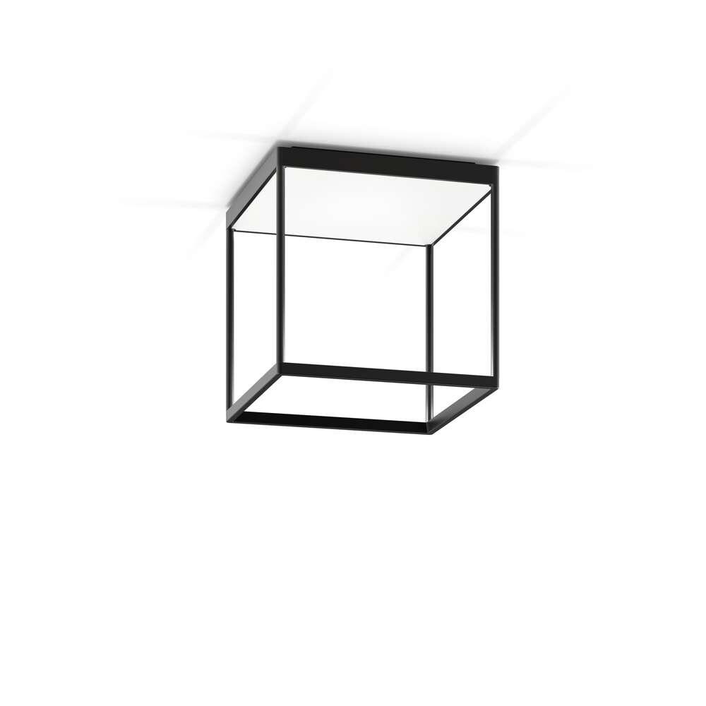 Reflex 2 LED Loftlampe M 300 Black – Serien Lighting
