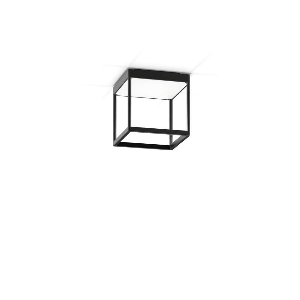 Reflex 2 LED Loftlampe M 200 Black – Serien Lighting