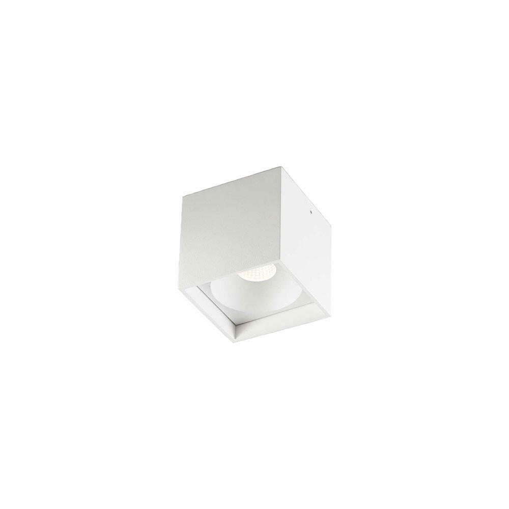 Solo Square LED 3000K Loftlampe Hvid – LIGHT-POINT