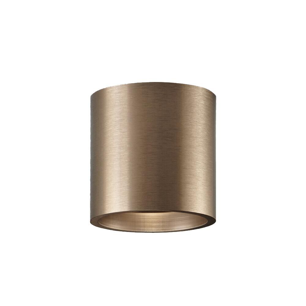 Solo 2 Round LED Loftlampe 2700K Rose Gold – LIGHT-POINT