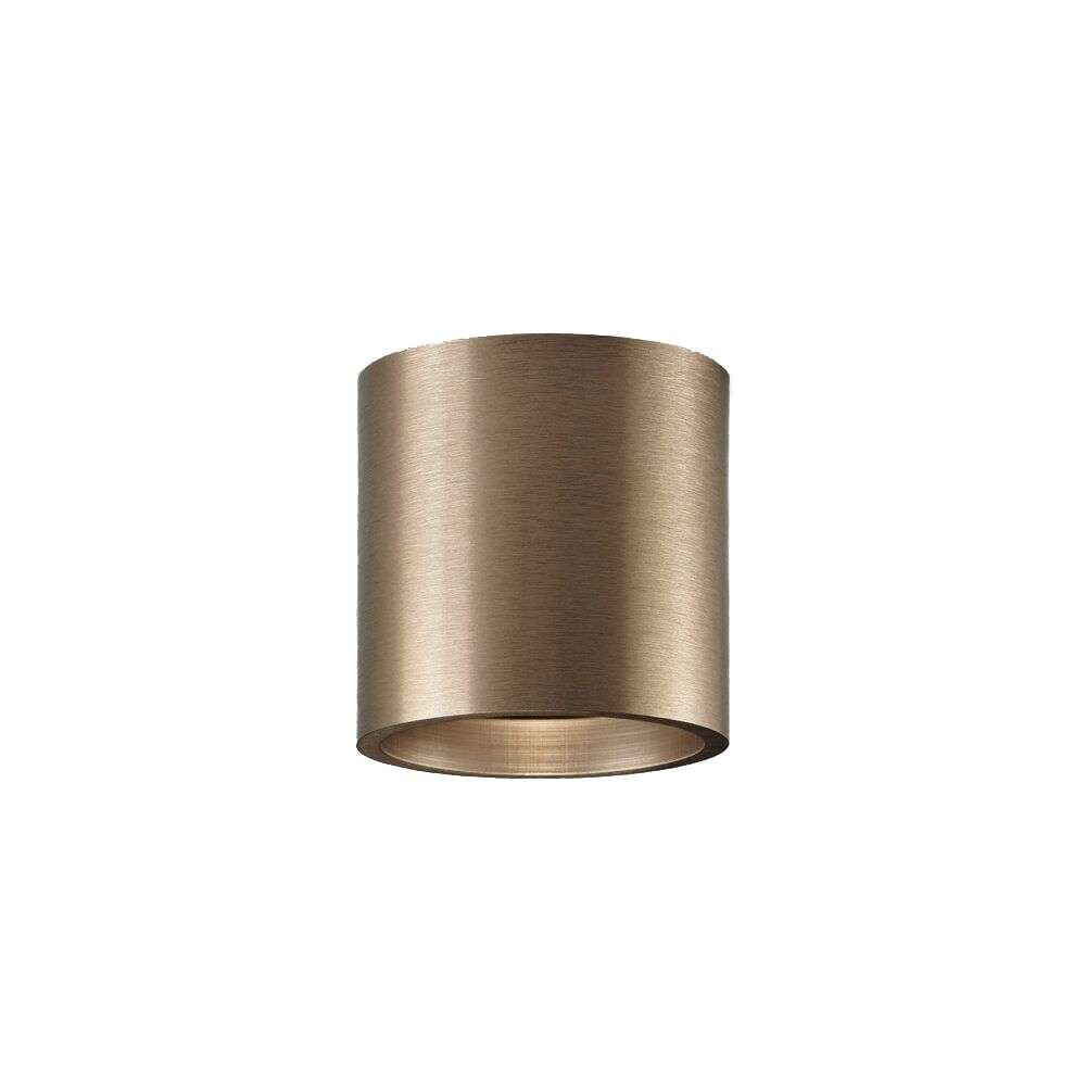 Solo 1 Round LED Loftlampe 2700K Rose Gold – LIGHT-POINT