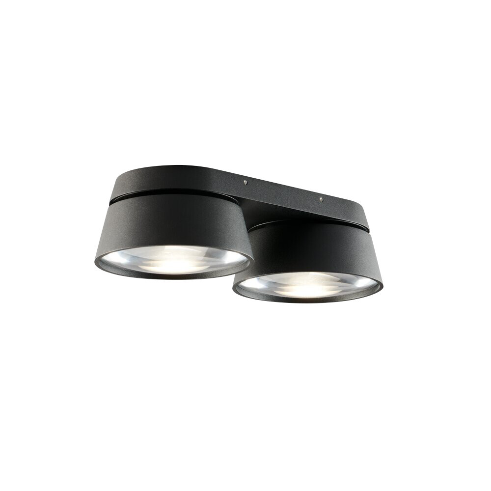 Vantage 2+ Loftlampe 2700K Black – Light-Point