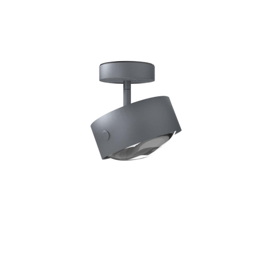 Puk Maxx Turn Down LED Loftlampe Mat Krom – Top Light