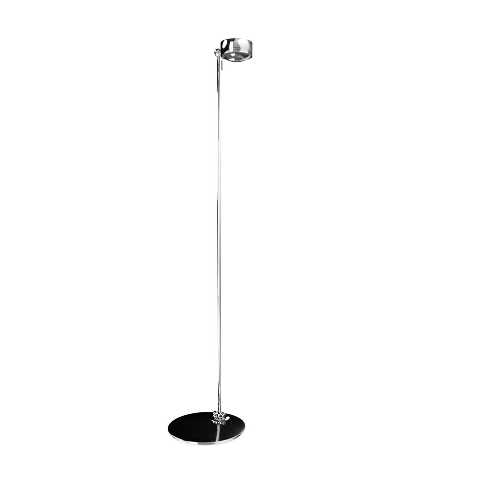 Puk Maxx Mini LED Gulvlampe Krom – Top Light