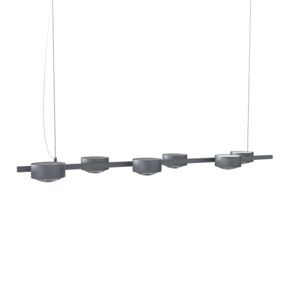 Puk Maxx Sixtet LED Pendel Mat Krom – Top Light