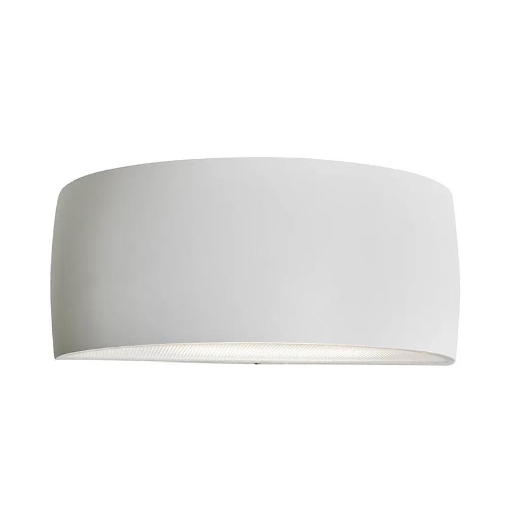 Vasa LED Udendørs Væglampe Hvid – Norlys