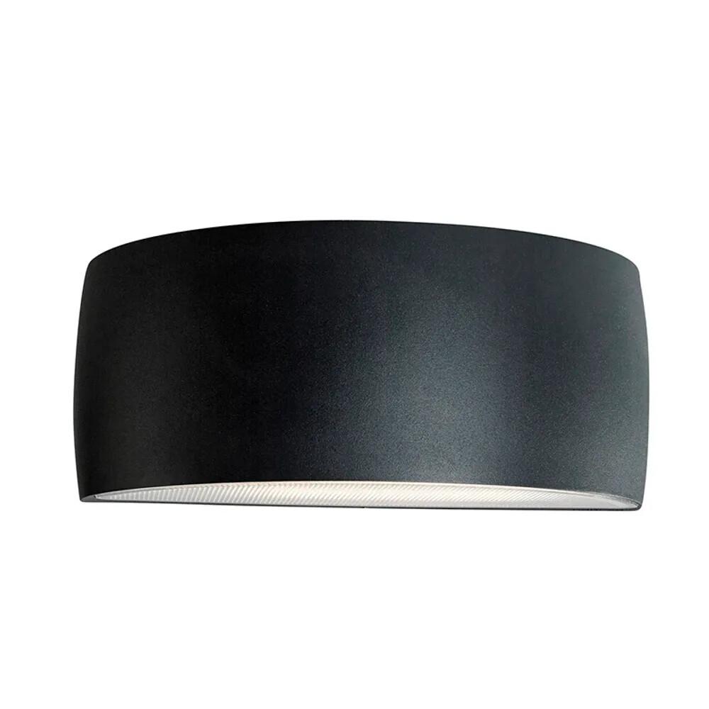 Vasa LED Udendørs Vælglampe Grafit – Norlys