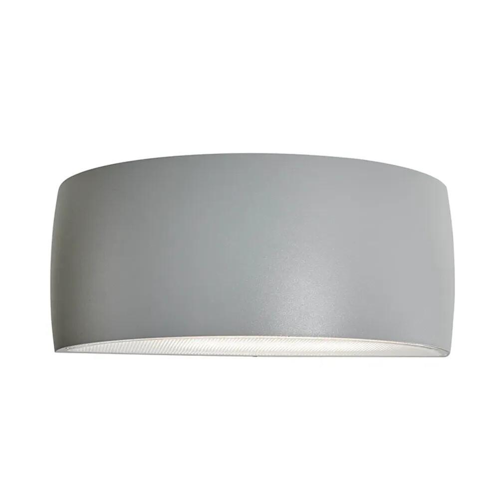 Vasa LED Udendørs Væglampe Alu – Norlys