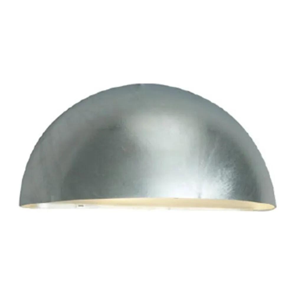 Paris LED Udendørs Væglampe Lille Galvaniseret – Norlys