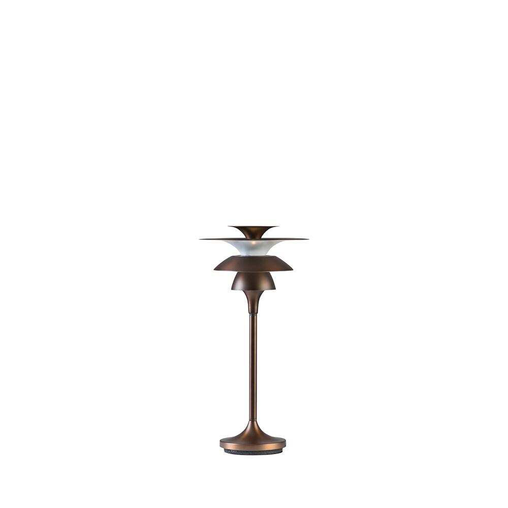 Picasso Bordlampe H355 Oxid LED – Belid