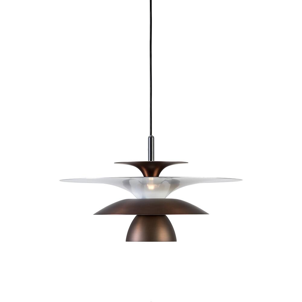 Picasso Pendel Mat Oxid Ø380 LED – Belid