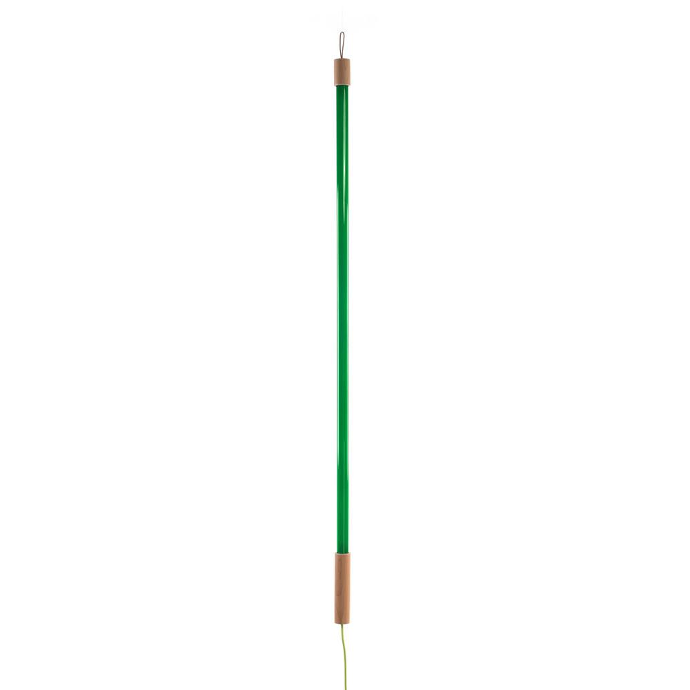 Linea LED Lampe Grøn – Seletti