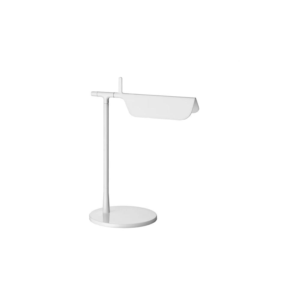 Tab Bordlampe Hvid LED – Flos